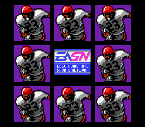 Electronic Arts Sports Network (1991) (Football Variant)