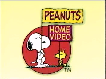 Peanuts Home Video (1998)