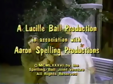 Ball IAW-Spelling-Life With Lucy (1986)
