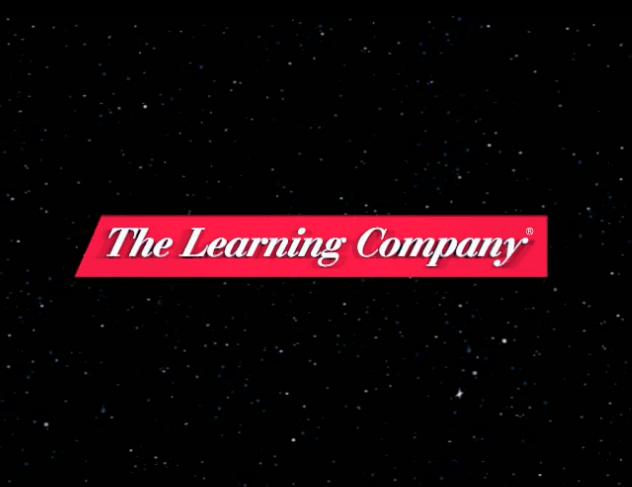 The Learning Company from the 1980's.