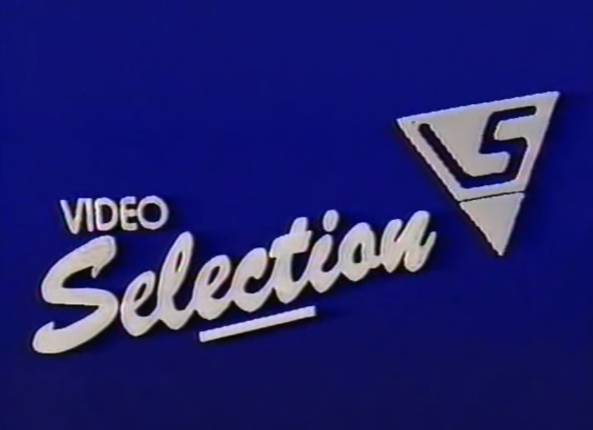 Video Selection (1980's?)