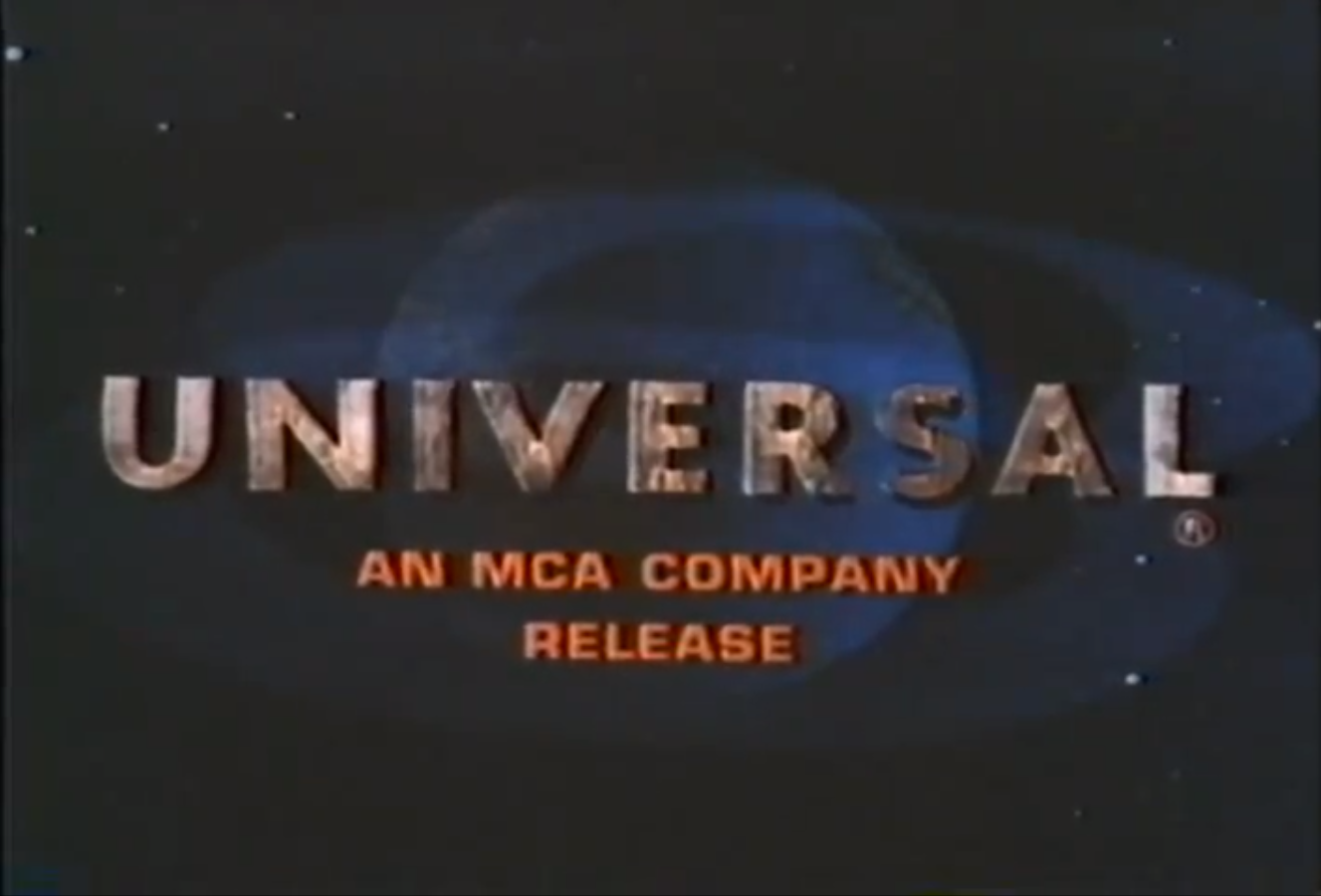 Universal Pictures Release (1983)