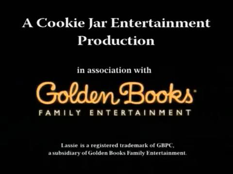 Cookie Jar / Golden Books Family Entertainment