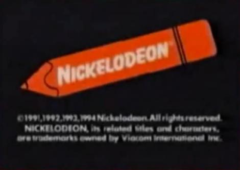 Nickelodeon Productions (1994)