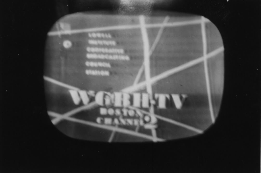 WGBH-TV Boston (1955)