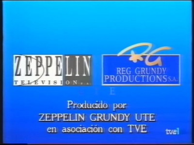 Zeppelin Television/Reg Grundy Productions S.A. (1996)