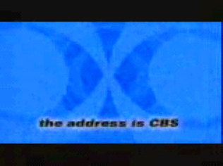 The Address is CBS