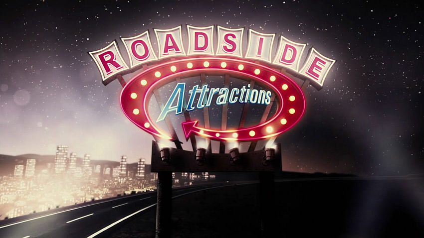 Roadside Attractions (2012)