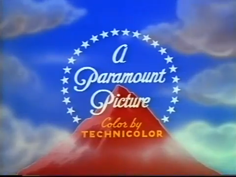 "Paramount Cartoons 50s ""Toon Mountain"" (1954, Closing)"