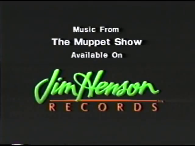 Jim Henson Records (1993, The Muppet Show ending)
