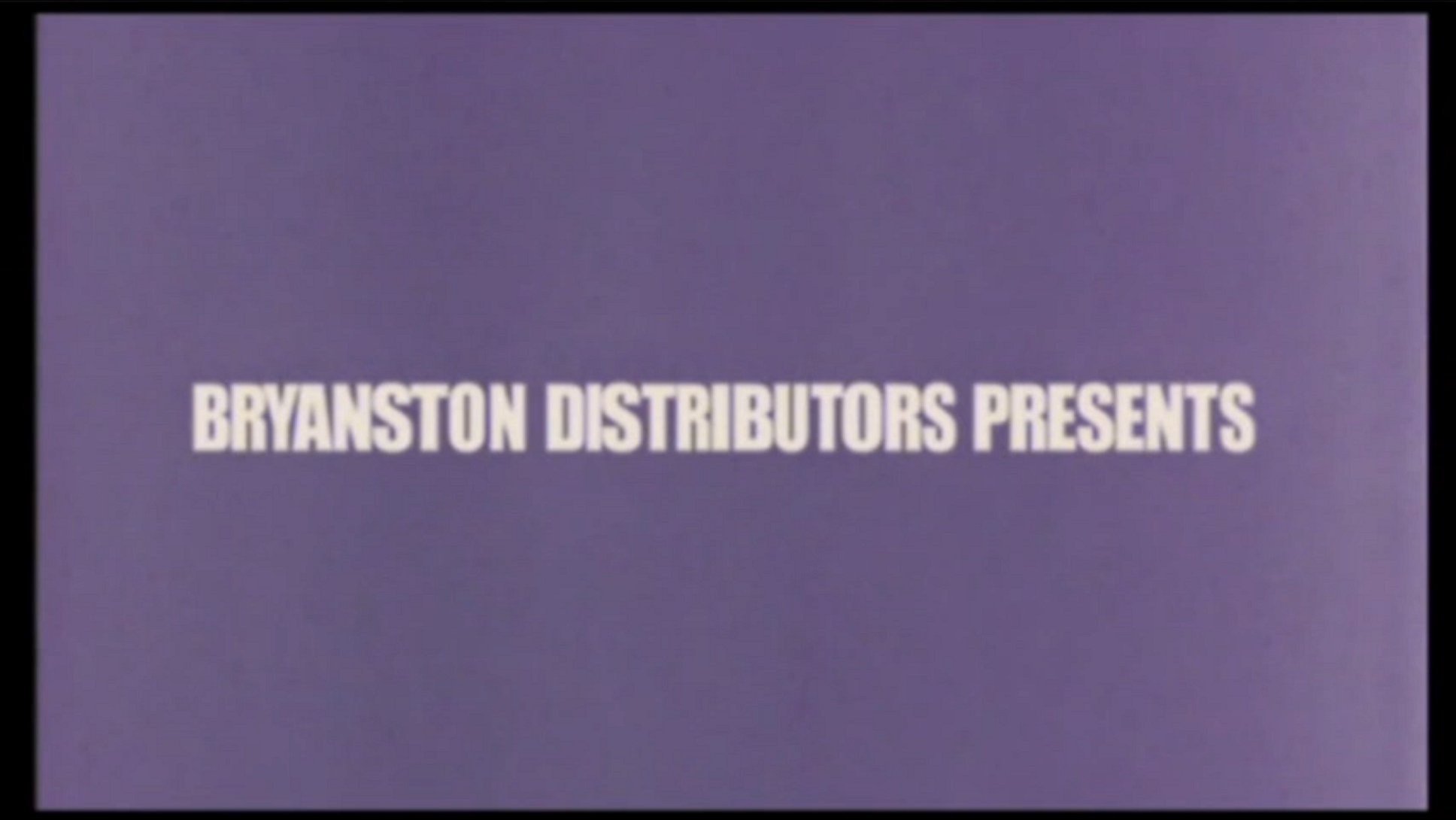 Bryanston Distributors (1975) *RARE......LIKE.......REALLY RARE*