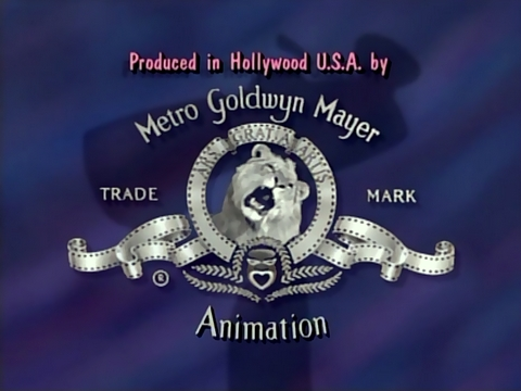 MGM Animation (1993, The Pink Panther Variant)