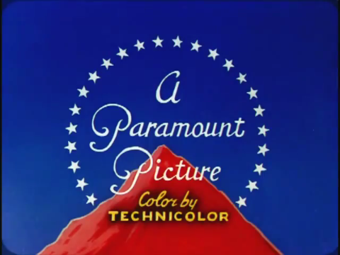 "Paramount Cartoons 40s Toon Mountain"" (1947, Closing)"
