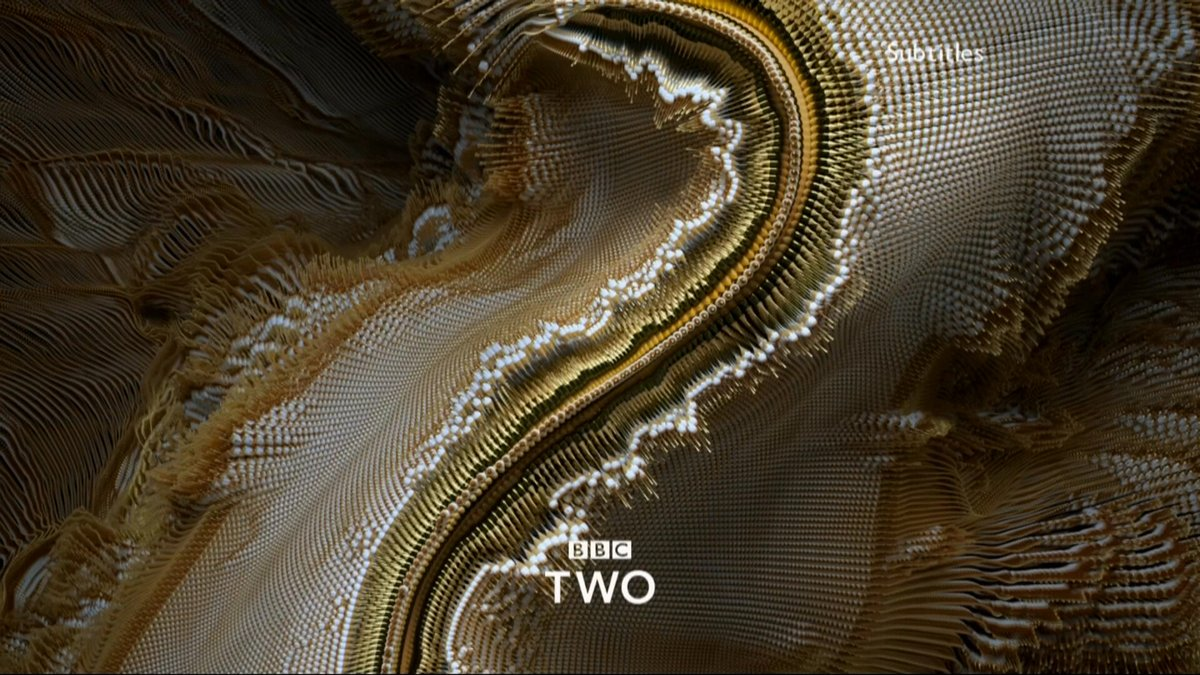BBC Two ID - Visceral (2018)