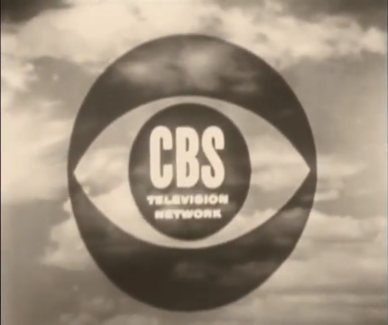 CBS Television Network (Sepia-toned variant/March 10, 1953)