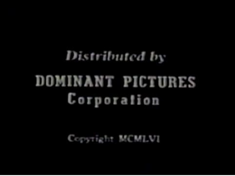 1956 Dominant Pictures Corporation logo