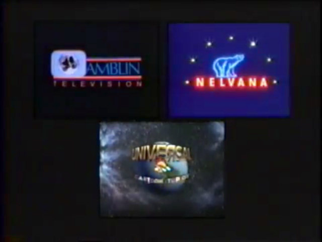 Amblin Television/Nelvana Limited/Universal Cartoon Studios (1992) (Early Version)