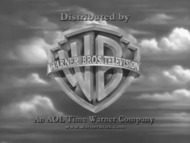 Warner Bros. Television Distribution (B&W) (2001)