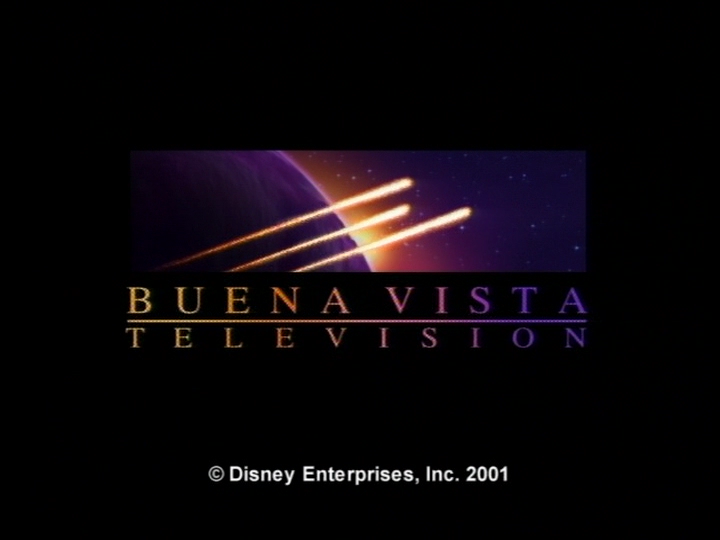 Buena Vista Television (1997, Disney Enterprises Inc 2001 byline)