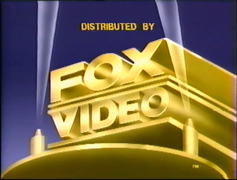 Fox Video Distributed by logo