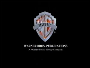 Warner Bros. Publications (Late '90s- )