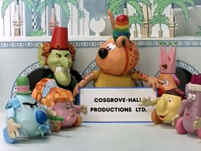 Cosgrove Hall Productions (Chorlton and the Wheelies, 1976)
