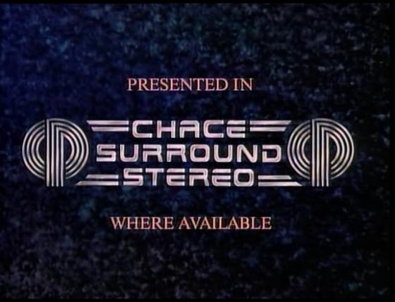 Chace Surround Stereo