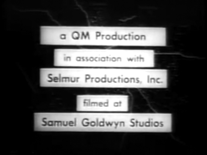 QM Productions and Selmur Productions (1961)