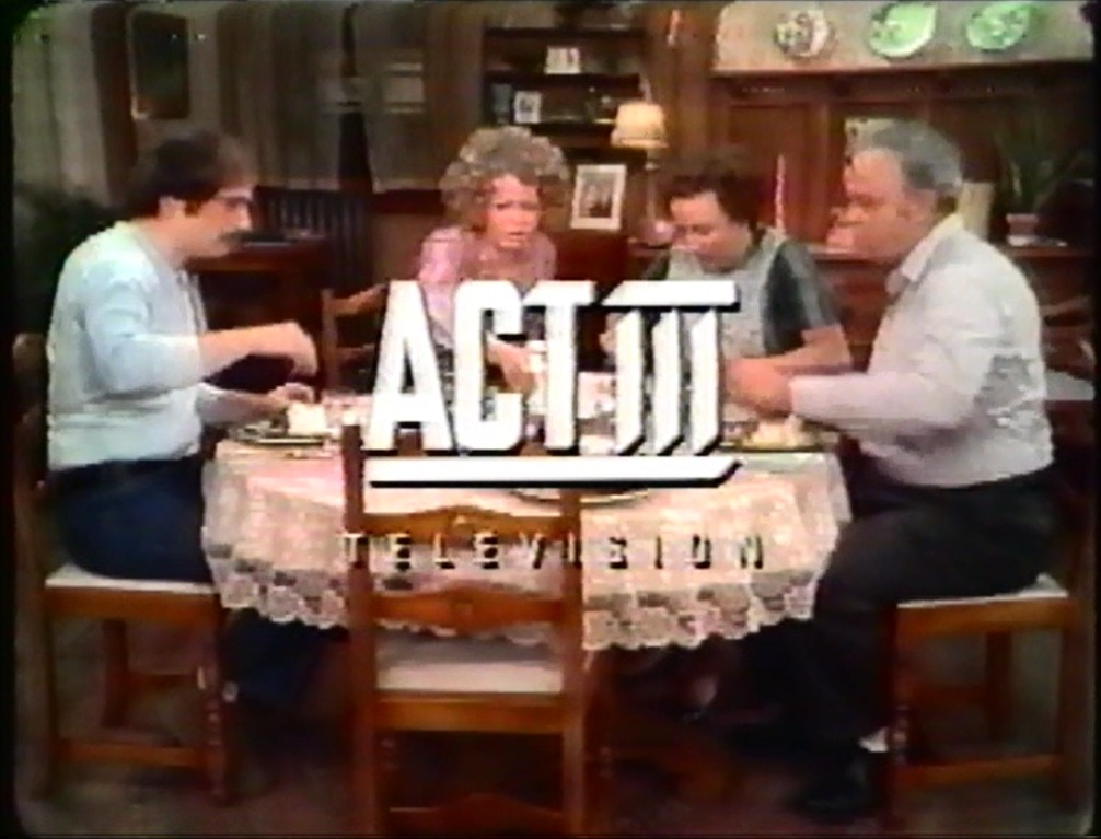 ACT III Television (in-credit logo)