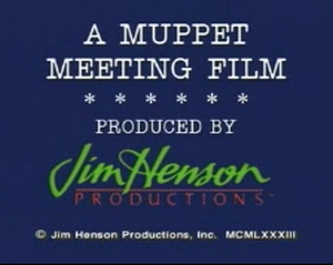 Jim Henson Productions (Muppet Meeting Films) Closing