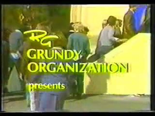 Grundy Organization Presents (Glenview High)