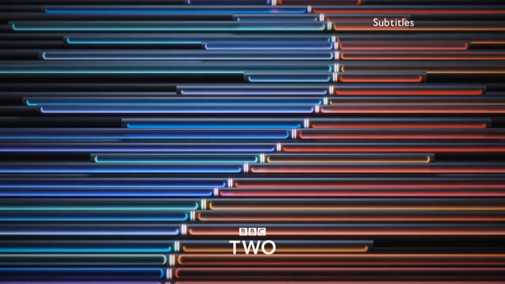 BBC Two ID - Punchy (2019)