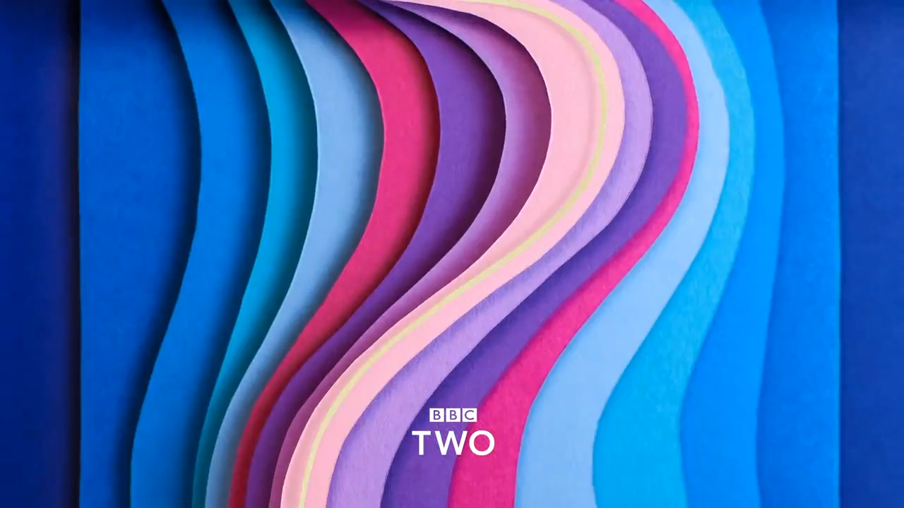 BBC Two ID - Captivating (2018)
