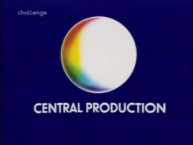 Central (1983, Production - Blue BG)