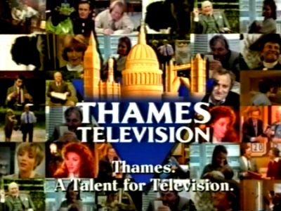 "Thames Television ""Video Wall"" (December 31, 1992)"