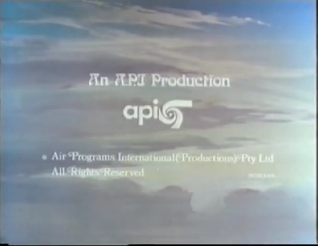 Air Programs International *In-credit* (Unknown Year)