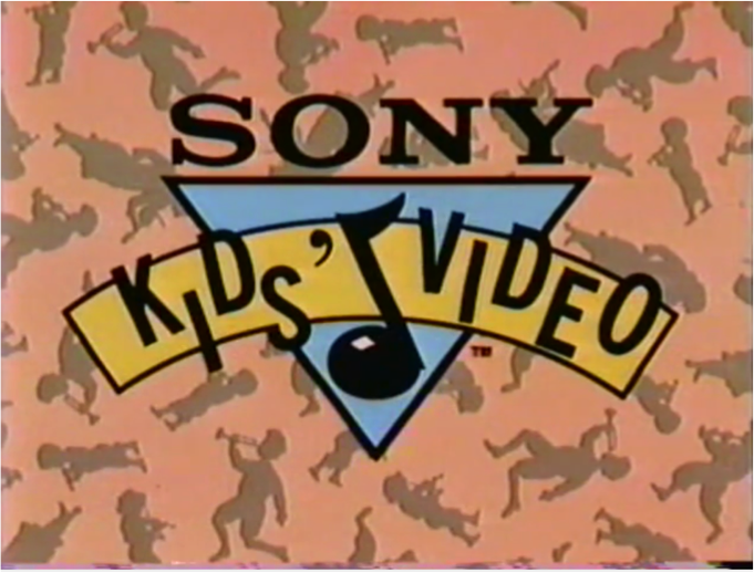 Sony Kids Video (1992)
