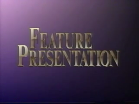 "Paramount Feature Presentation"" Bumper"