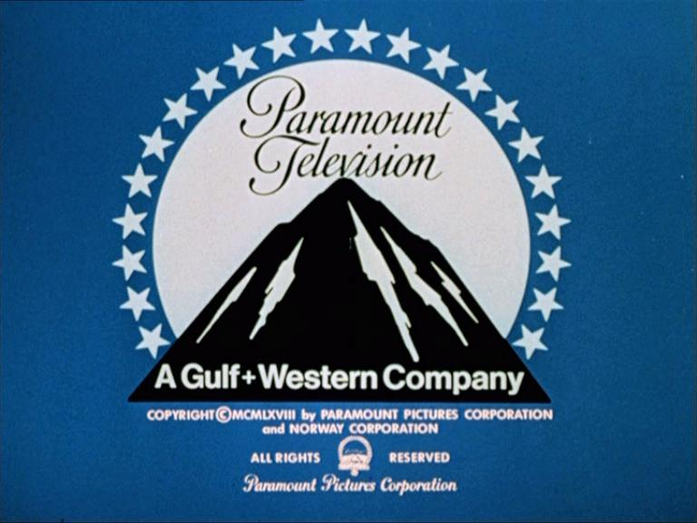 Paramount Television (Early 1968) A