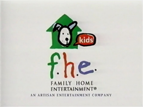 Family Home Entertainment Kids (2002)