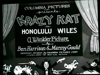 Columbia Krazy Kat opening (first variant)
