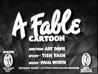 Fables Opening Title (1939-1945)
